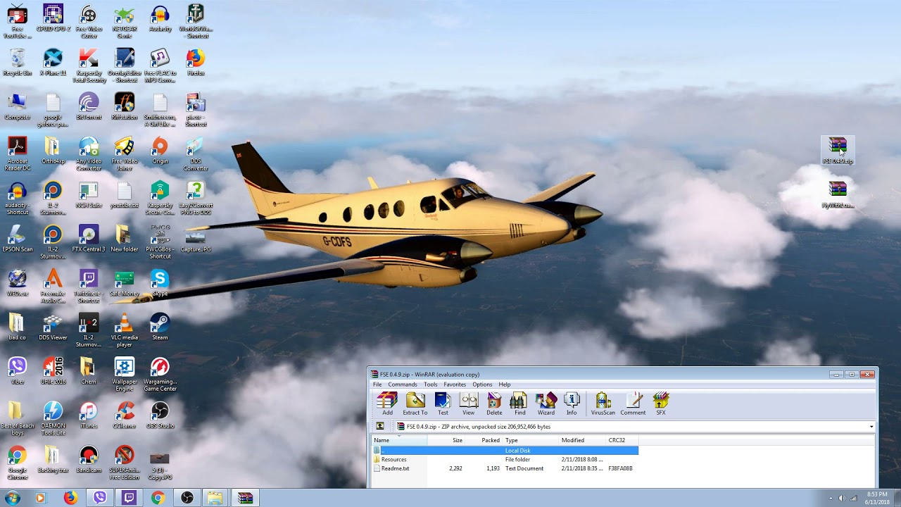 How to get better clouds and water in X-Plane 11 - YouTube