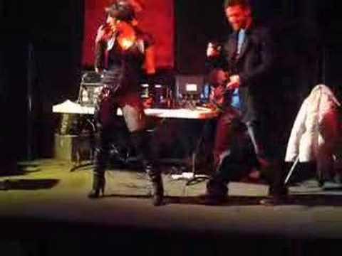 Alfred Karaoke/Jill Yelling @ XRoads 1/12/08