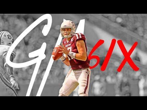 II Nick Starkel II Official Freshman Highlights of Texas A&M QB