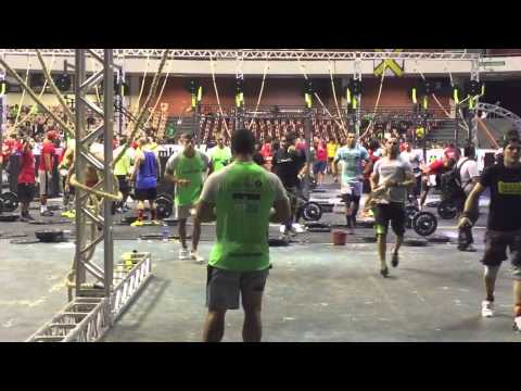 Monstar Games Brasília 2015 - Rx times M - evento 2/3 - TemploSA Crossfit - @tato_outor