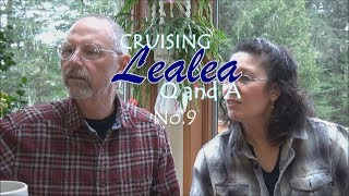 Cruising Lealea Q&A #9: How Much Does it Cost?