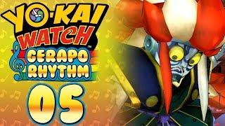 Yo-kai Watch Gerapo Rhythm - Kabuking! [Episode 5]