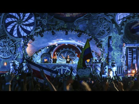 Tomorrowland Brasil 2016 | W&W