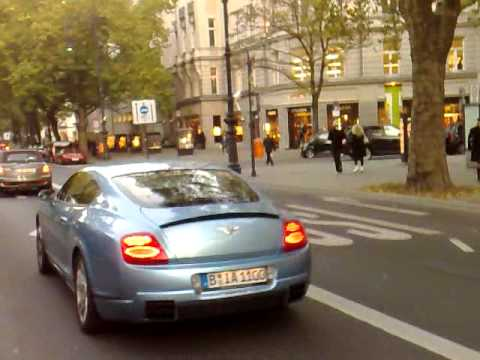 Mansory Gt63 Bentley Continental Gt Sound Youtube