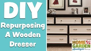 Diy Repurposing Furniture