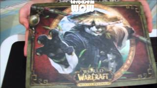 Terça Sem WoW // Unboxing Collector´s Edition World of Warcraft: Mists of Pandaria