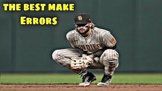 MLB    Fernando tatis jr.  Worst ERRORS compilation