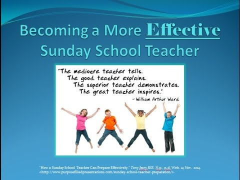 how to become a effective teacher Teaching strategies: 10 things successful educators the most effective teachers have one the more successful you will become 10 successful teachers can.