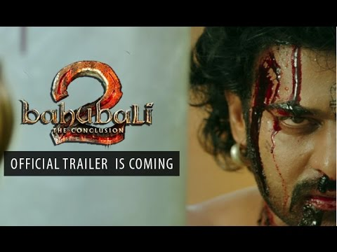 Thumbnail: BAHUBALI 2 : OFFICIAL TRAILER is Coming | Storm is on the Way !
