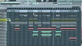 Drake - Energy (Instrumental) - FL Studio Remake - FLP Download