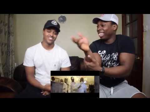 REAL DRILL PIONEERS| Uptop# Grizzy x Mayhem x Stickz x M Dargg #150 - Pioneers | Link UpTV- REACTION