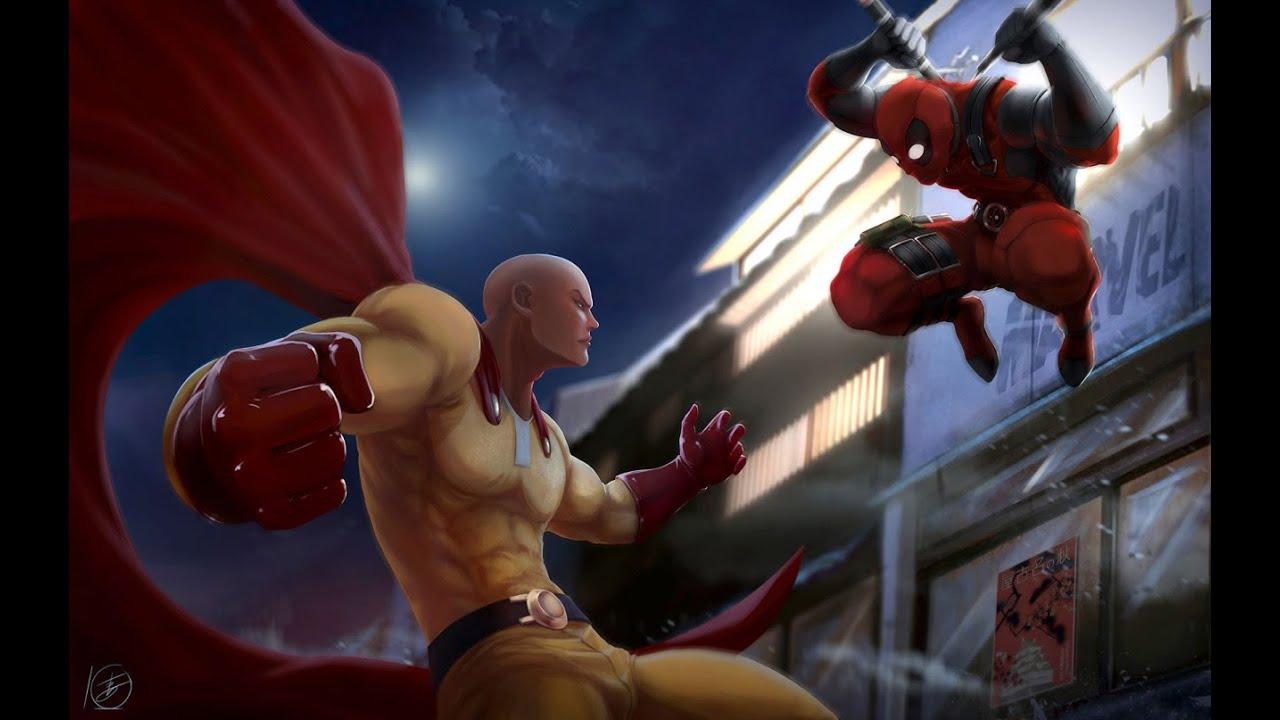 Download Deadpool vs. Saitama (Project)