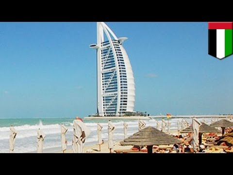 Dubai beach drowning: Father stops lifeguards' rescue of his daughter to save her honor - TomoNews