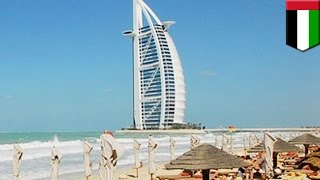 Dubai beach drowning: Father stops lifeguards