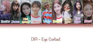 DIA - Eye Contact