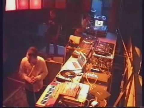 Cristian Vogel - Live @ 10 DAYS OFF - part 2