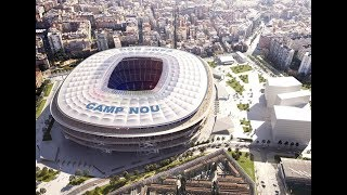ESPAI BARÇA | Where dreams are bigger