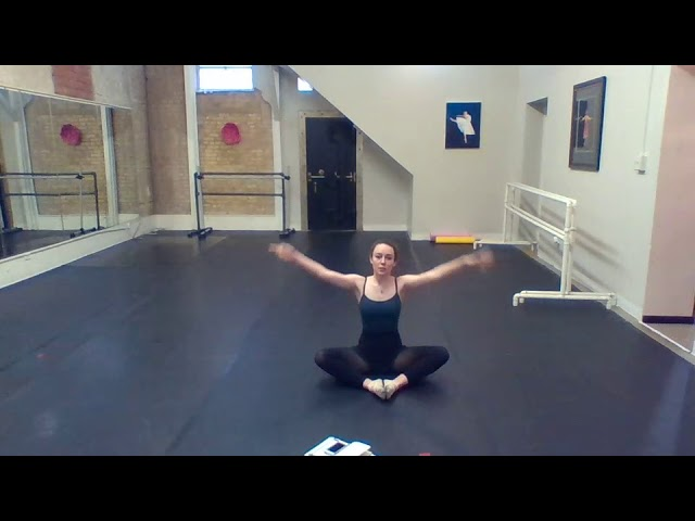 Miss Sarah Pre Ballet-Tap 4/18