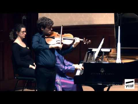 Timothy Ridout - York Bowen; Allegro de Concert