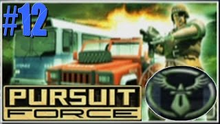 Pursuit Force - #12 - Warlords - Case 4: Velocity