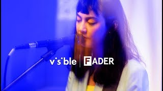 "Japanese Breakfast - ""Boyish"" (Live) - Visible Mobile x The FADER"