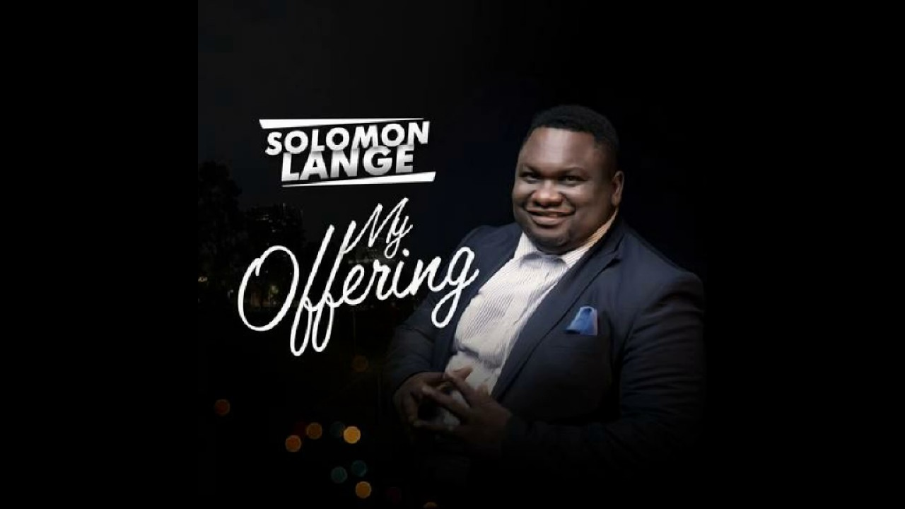 solomon lange offering wedding song youtube