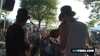 """Caravan of Thieves Perform Michael Jackson's """"Thriller"""" at Gathering of the Vibes 2011"""