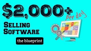 $2000 per Day Software Business Model