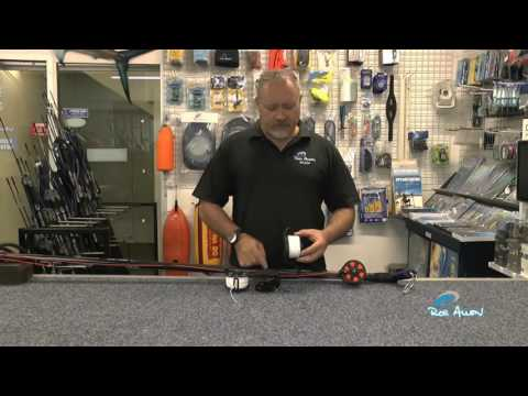 "Dive Imports Australia - ""How To"" Spear Gun Reels with Rob Allen"