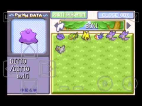 Pokemon glazed download beta 6 gba
