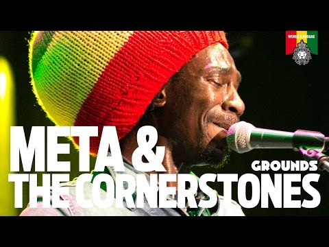 Meta & The Cornerstones Live at Podium Grounds Rotterdam 2015