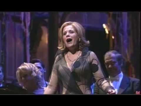Renee Fleming sings