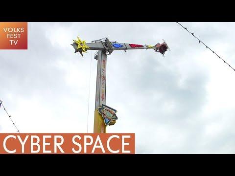 Cyber Space Herbst-Volksfest Nürnberg 2015