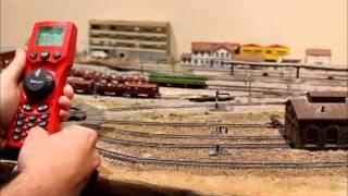 Introducción Sencilla Al Sistema Digital De Control De Trenes 2ª Parte Youtube