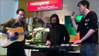 We Loyal - Arch Of Glass, Akustik-Set Samstag Mittag in der Brause
