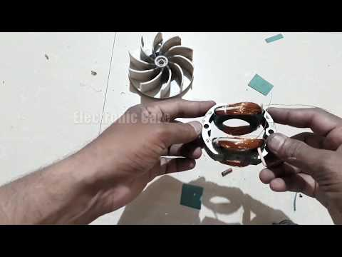 How to repair Air blower at home