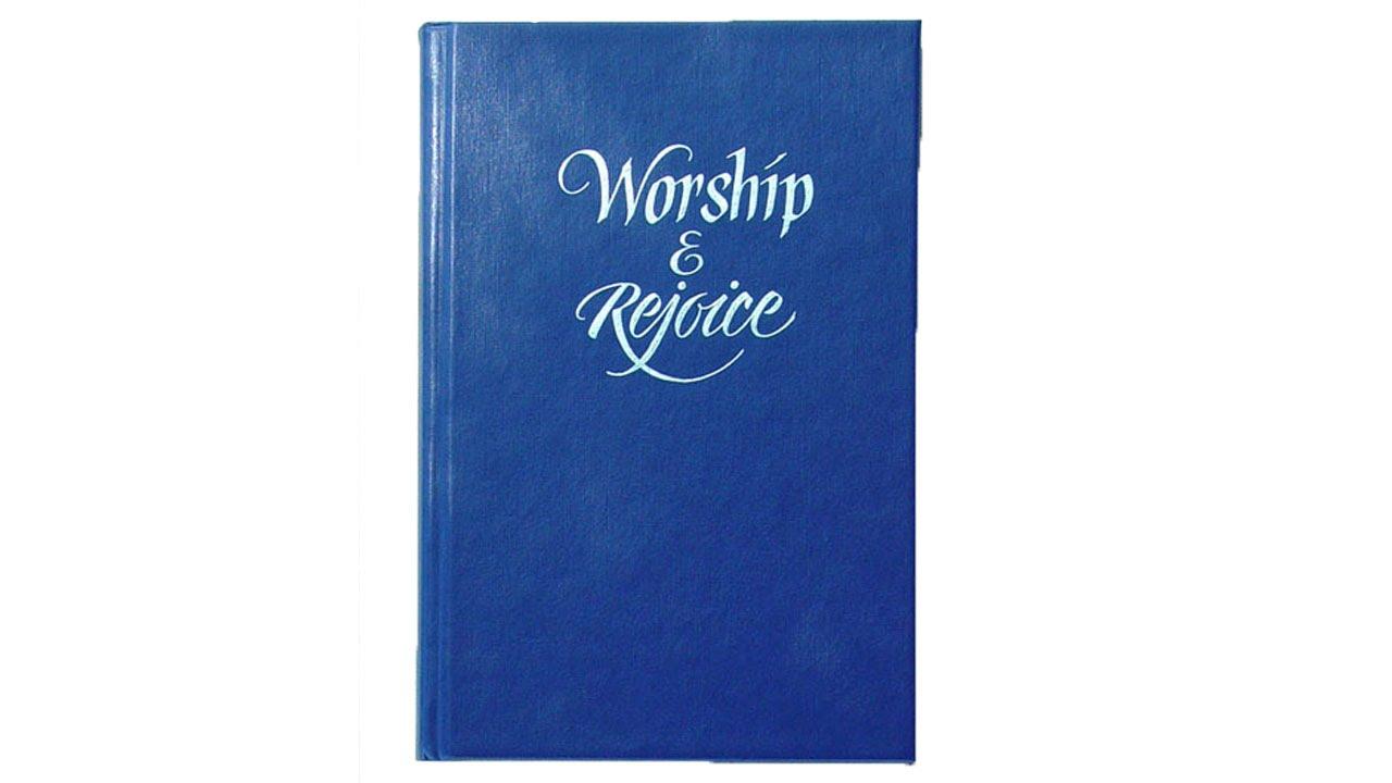 WORSHIP AND REJOICE-BLUE - Hope Publishing Company