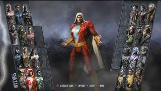 Injustice: Gods Among Us Arcade #20- Shazam смотреть онлайн в хорошем качестве бесплатно - VIDEOOO