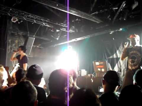 Atari Teenage Riot - Is This Hyperreal?/Codebreaker (live at Echoplex 4/16/12)
