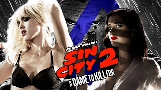 JESSICA ALBA & EVA GREEN talk Sin City 2: A Dame To Kill For