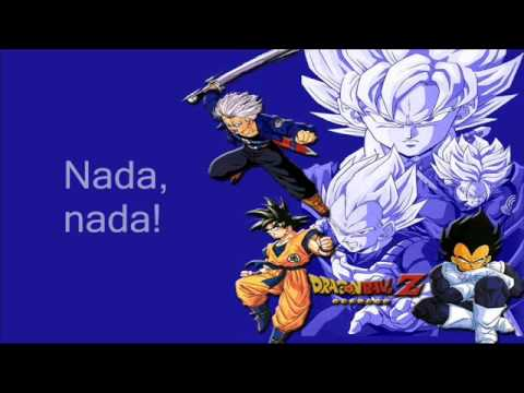 Dragon Ball Z - Galego - Letra (Lyrics)