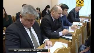 Александр Лукашенко: Гродненская область должна вернуть передовые позиции в экономике страны