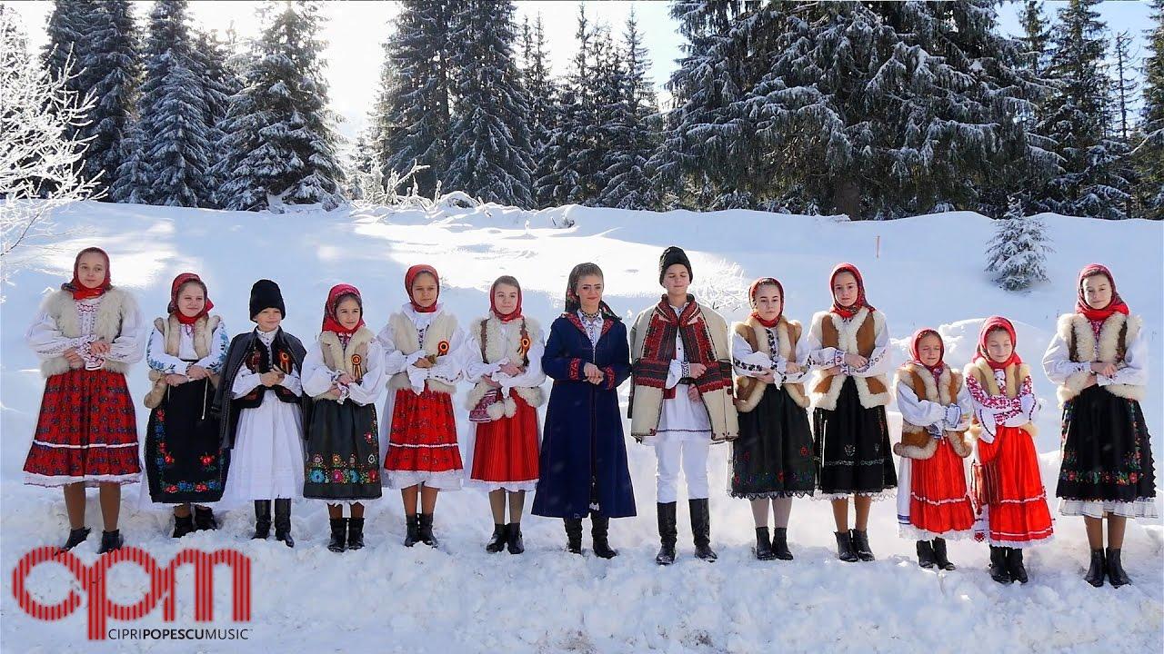 Anamaria Gal și Moștenitorii cântecului - Bună sara-n tătă casa (COLINDE ARDEAL)