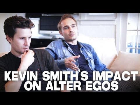 Kevin Smith's Impact On Alter Egos by Kris Lemche & Joey Kern