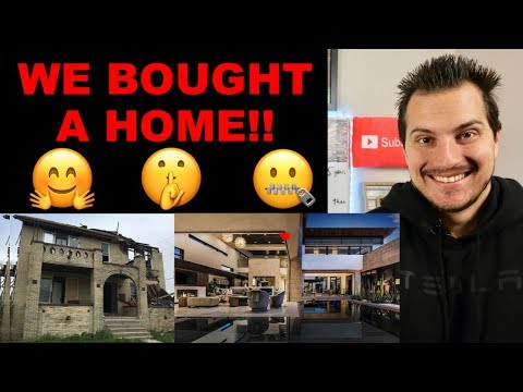 We Bought A Home! Las Vegas Nevada Home!