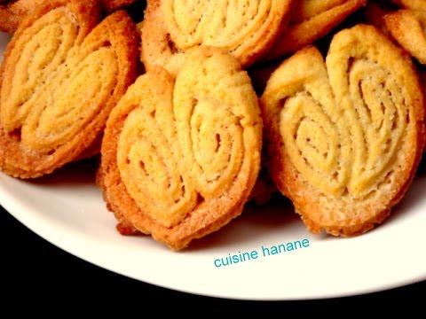 les palmiers حلوى البلميي - youtube
