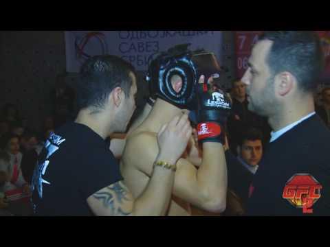 GFC2 Jovan Kandic Vs Aleksandar Maksic