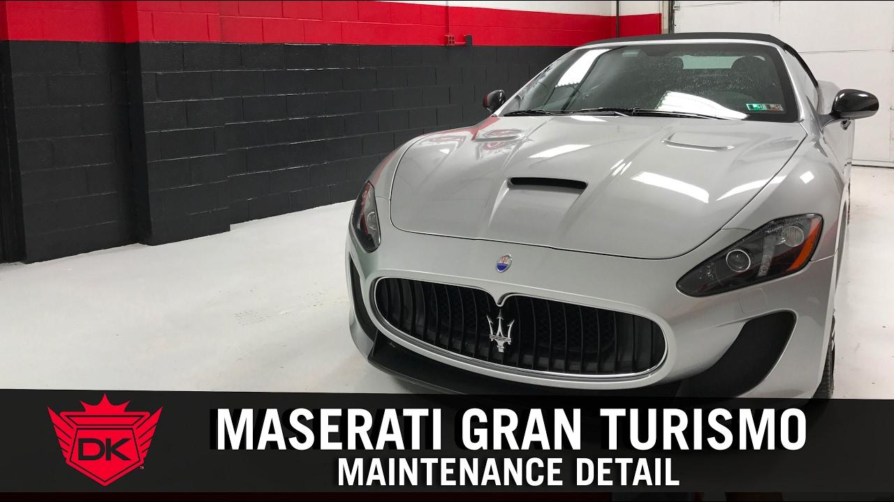 Maserati maintenance cost