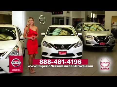 Imperio Nissan of Garden Grove - OCT 2017 - 15 Sec - YouTube
