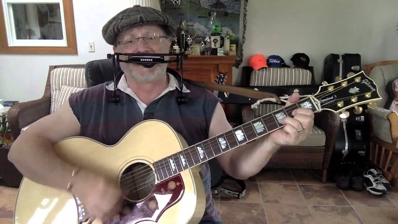 500b Blowin In The Wind Bob Dylan Vocal Acoustic Guitar Cover